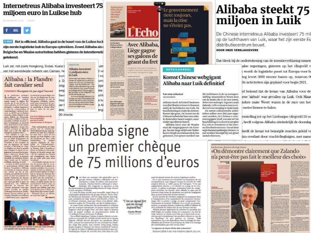 nieuwsbrief dec alibaba